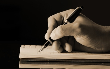 Writing In A Diary