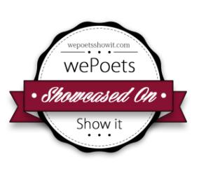 We Poets Show it