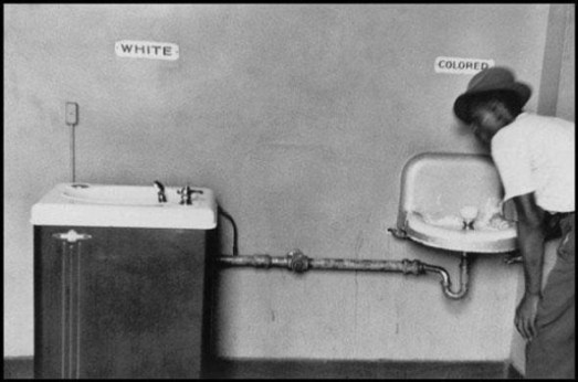 The Racial Segregation in the US South