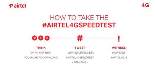 Airtel4GSpeedTest   Twitter Search