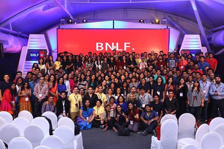 bnlf groupfie