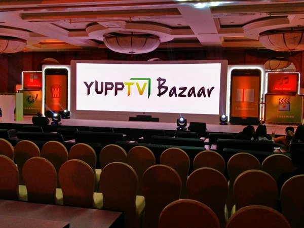 yupp tv launch
