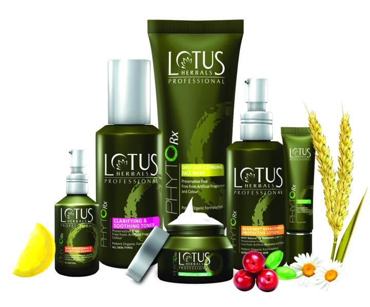 lotus herbals products