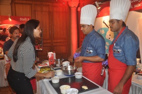 Demo Sessions at the Rich Gourmet Guide