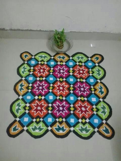 dotted-rangoli-design