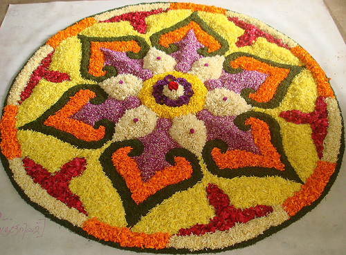 flower-petal-rangoli-design
