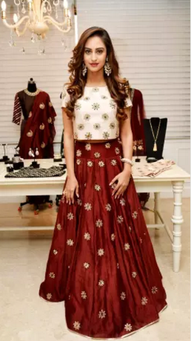 crop-top-lehengas-indian-ethnic-wear