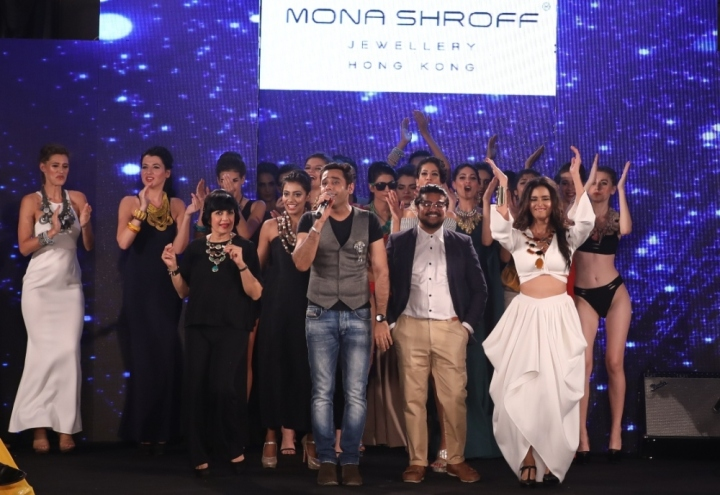Mona Shroff at IIFW