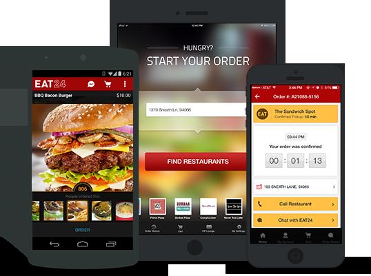 Top 10 Online Food Ordering Applications – aka The Versatile