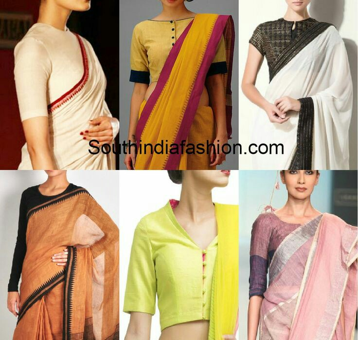 Best-sarees-for-office