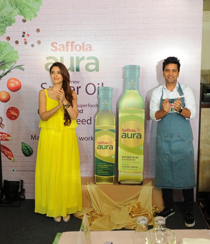 Saffola-aura-bloggers-meet
