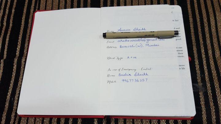 matrika-diary-review