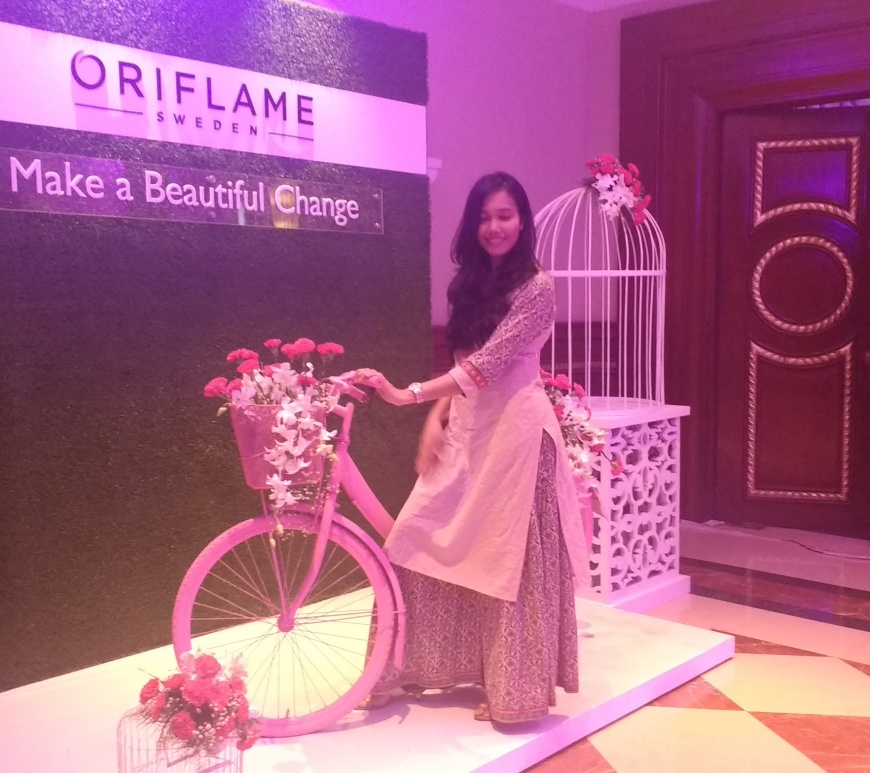 Kalki-koechlin-new-brand-ambassador-at-oriflame