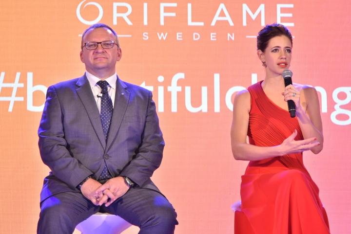 Kalki-koechlin-new-brand-ambassador-at-oriflame