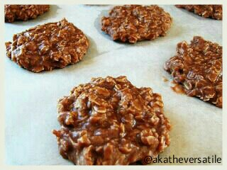 No-bake-coconut-oil-oatmeal-cookies-using-Merit-VCO-Extra-Virgin-Coconut-Oil