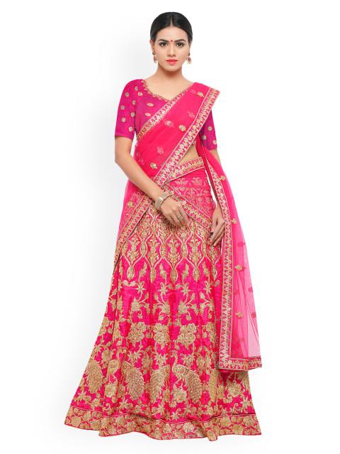 pink-bridal-lehenga